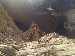 Rock Climbing Photo: climbing washboard