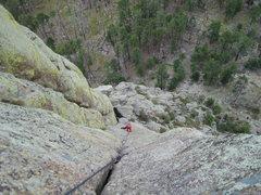 Rock Climbing Photo: As long as it looks
