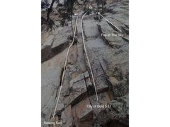 Rock Climbing Photo: (6) Left of center at Sinking Sun.