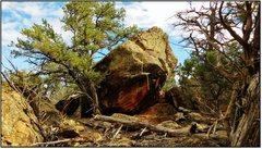 Rock Climbing Photo: Through Eyelids of Skin problem beta.