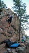 Rock Climbing Photo: Mt. Sanitas.
