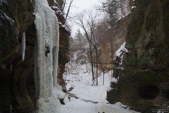 Rock Climbing Photo: Angie