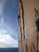 Rock Climbing Photo: Fine Jade, so fine!