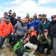 Rock Climbing Photo: W.E. staff bros on Ouray (2014)