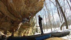 Rock Climbing Photo: The Standard