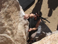Rock Climbing Photo: opening moves, fun little problem