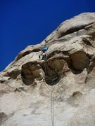 Rock Climbing Photo: Having actually hanged ten pulling over the rad in...