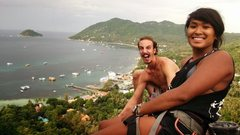 Rock Climbing Photo: Chilling .