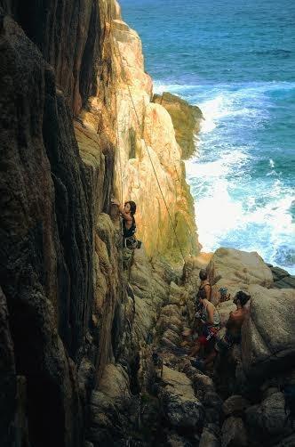 Epic coastal climbs