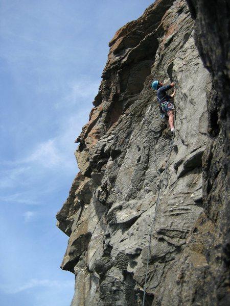 Rock Climbing Photo: Pembroke