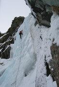 Rock Climbing Photo: Vertigine Porcellana, Val di Cogne, Aosta, Italy