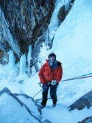 Rock Climbing Photo: Descent from Monday Money, Cogne, Aosta, Italy