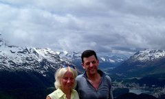 Rock Climbing Photo: Pontresina, Switzerland