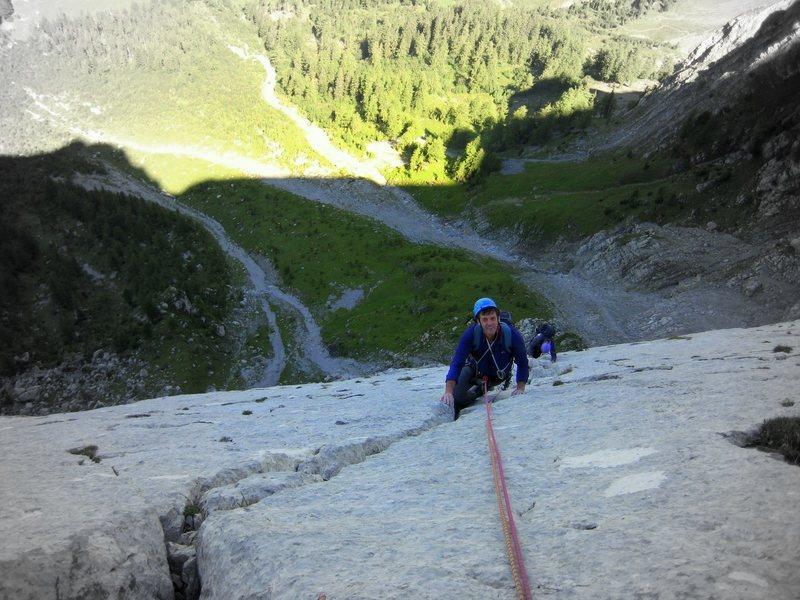 Rock Climbing Photo: Miroir d'Argentine, Switzerland