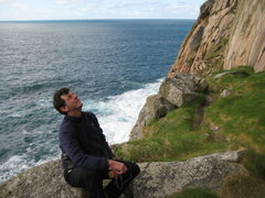 Rock Climbing Photo: Bosigran, Cornwall, England