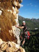 Rock Climbing Photo: Guadalest, Costa Blanca, Spain