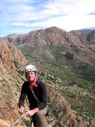 Rock Climbing Photo: Scimitar Ridge, Anti Atlas, Morocco