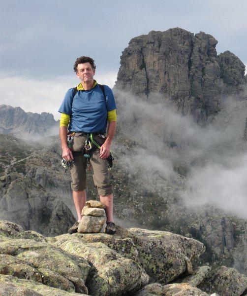 Corsica summit