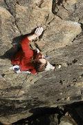 Rock Climbing Photo: Powerline Wall