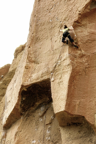 Rock Climbing Photo: Kings of Rap
