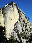 Rock Climbing Photo: Airy Interlude