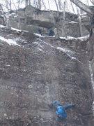 Rock Climbing Photo: 2007