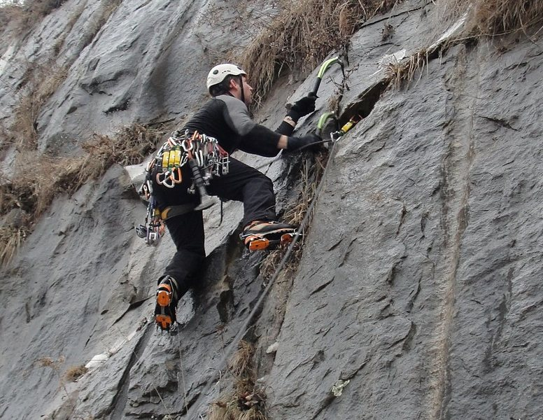 Rock Climbing Photo: 71
