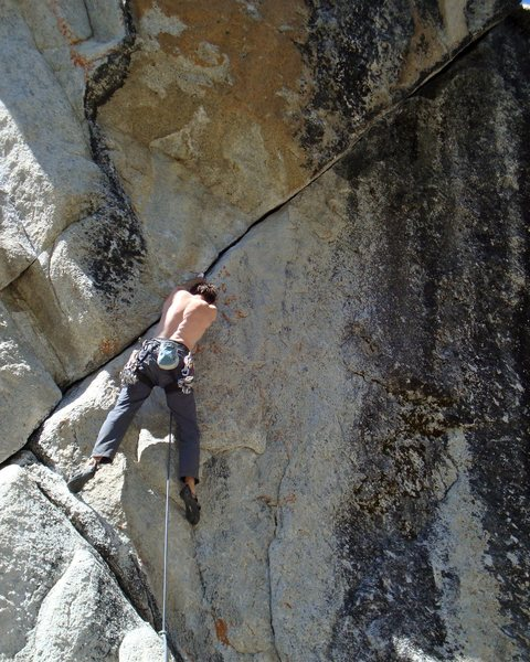 Marko Sturm on 'Horseshoes and Hand Grenades', Tuolumne