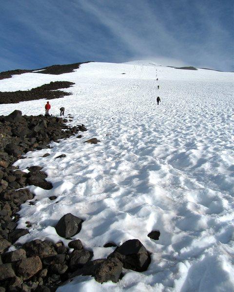 South Spur of Mount Adams