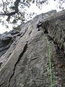 Rock Climbing Photo: 'Free for All', Beacon Rock