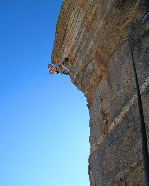 Rock Climbing Photo: Hunchback Arete, Mount Lemmon