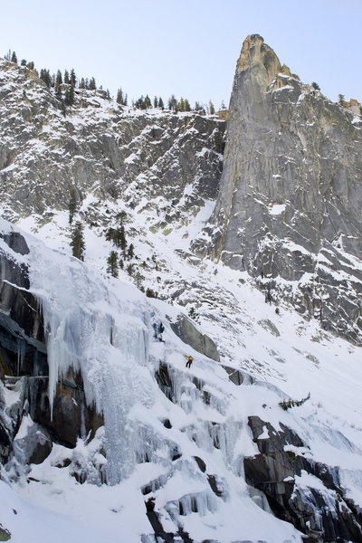 Rock Climbing Photo: Photo of Dan D. By Daniel J. :)