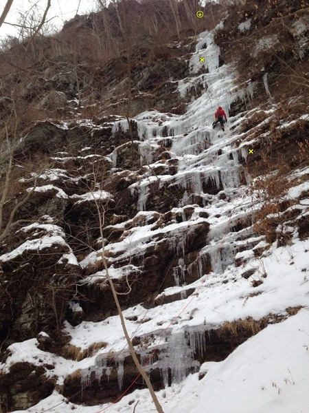 Rock Climbing Photo: Mixed Emotions. February 14, 2015.