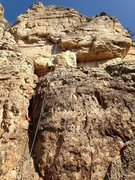 Rock Climbing Photo: I am a viking