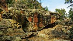 Rock Climbing Photo: Jet's south face.