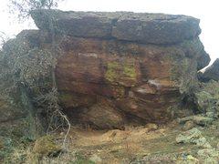 Rock Climbing Photo: Boulder 4