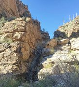 Rock Climbing Photo: oh ye