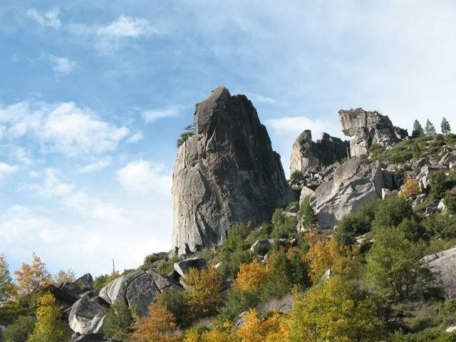 Phantom Spires in the fall (2009 I think?)<br> <br>
