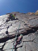 Rock Climbing Photo: Armatron-Red Rocks