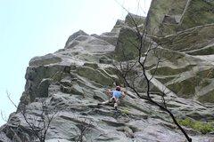 Rock Climbing Photo: Hindu Kush-Shiprock