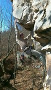 Rock Climbing Photo: Price is Right (5.11A)