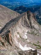 Rock Climbing Photo: Arrowhead-McHenrys section.