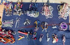 Rock Climbing Photo: Gear for RNWR
