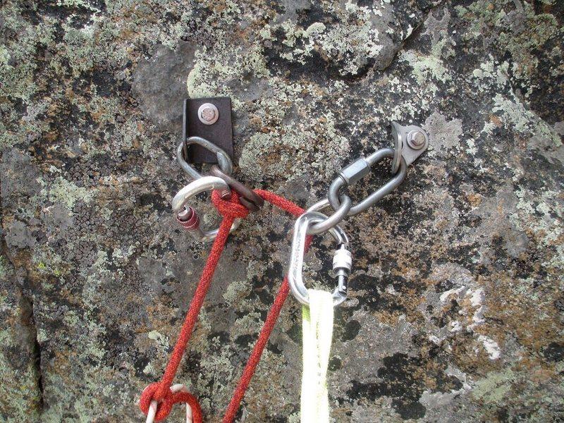 Rock Climbing Photo: petitgreponraps