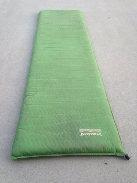 Rock Climbing Photo: Thermarest Full Length