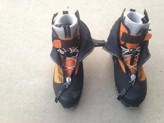 Rock Climbing Photo: Scarpa Phantom 6000 size 45
