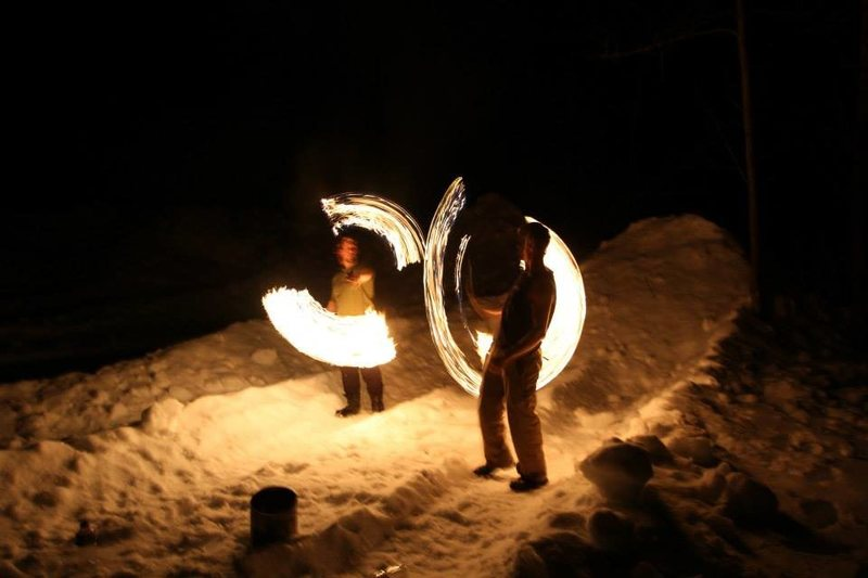 A festival in Valdez always has a lot of fire :)<br>