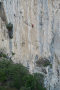Rock Climbing Photo: Nathan Scherneck on British Invasion, Outrage Wall...