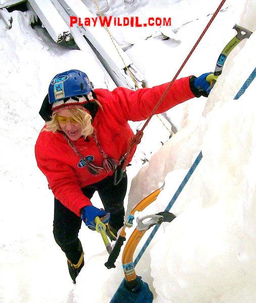 Rock Climbing Photo: wciu2