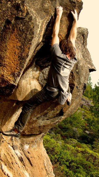 Rock Climbing Photo: the Joker
